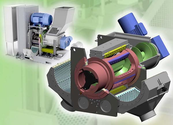 Energy-efficient granulators now even more cost-effective