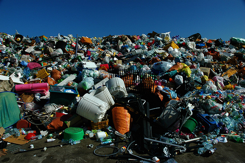 Na odpadach można zarobić