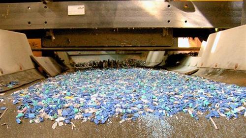 Kryzys na rynku recyklingu odpadów z tworzyw sztucznych