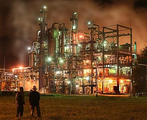 Zakłady Azotowe w Tarnowie - Mościcach
