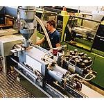 Kan rozwija produkcję rur z polietylenu