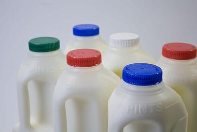 Opakowania do mleka z rHDPE