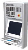 Wtryskarka E-Lion - układ streowania DSP4