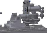 Wtryskarka E-Lion - jednostka wtryskowa