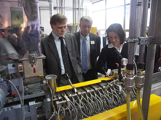 Z wizytą w firmie Gabriel Chemie