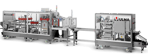 New packaging machine offered by Ulma Packaging