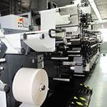 Maszyna Gallus do produkcji etykiet na opakowania