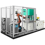 Arburg presents efficient injection moulding at the Plastpol 2010