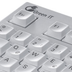 Fujitsu introduces Bio-Keyboard