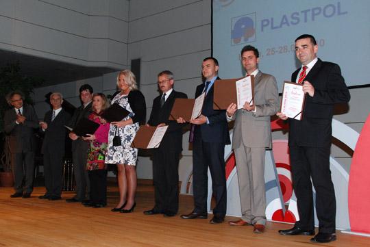 Wyróżnienia Plastpol 2010