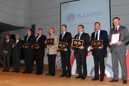 Medale Plastpol 2010