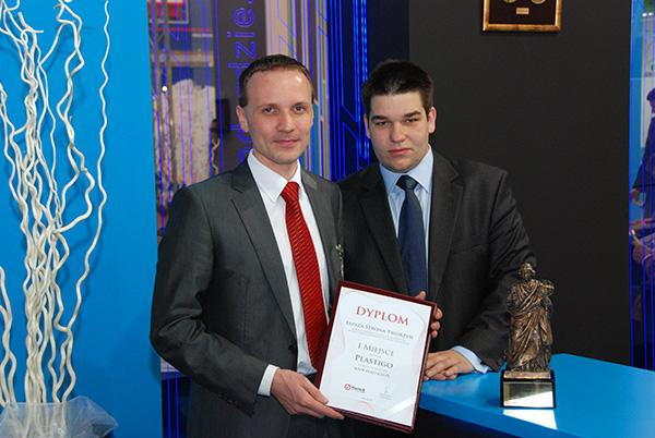 Plastigo, zwycięzca konkursu Lepsza Strona Tworzyw