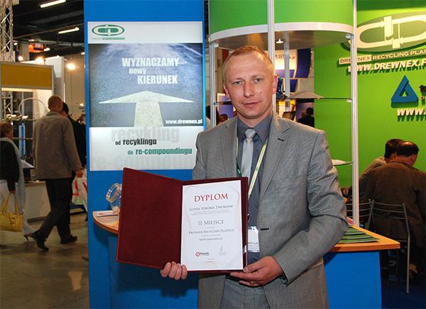 Przemysław Miśkiewicz, Drewnex Recykling