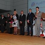 Firma Zamak wyróżniona podczas targów Plastpol 2010