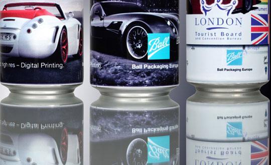 Ball Packaging: nowe możliwości druku na opakowaniach