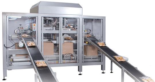 Nowa maszyna pakująca Velteko