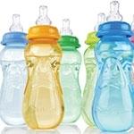 Polipropylenowe butelki dla najmłodszych