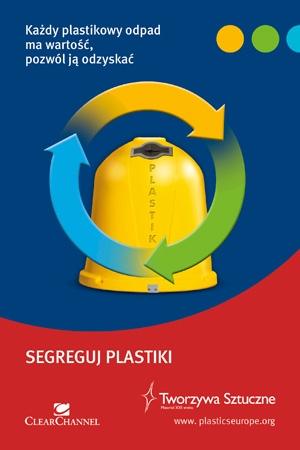 Segreguj plastiki