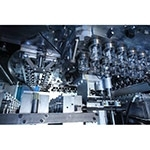 The newest one-step stretch-blow molding machine from Nissei