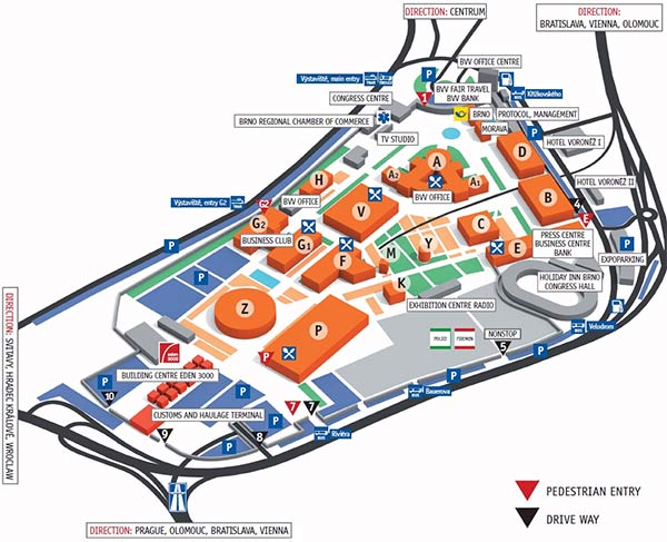 MSV 2010 map