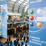 Energy efficiency and resource conservation at K 2010