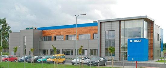 Nowy zakład BASF Polska