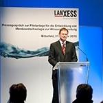 Nowy plastyfikator koncernu Lanxess