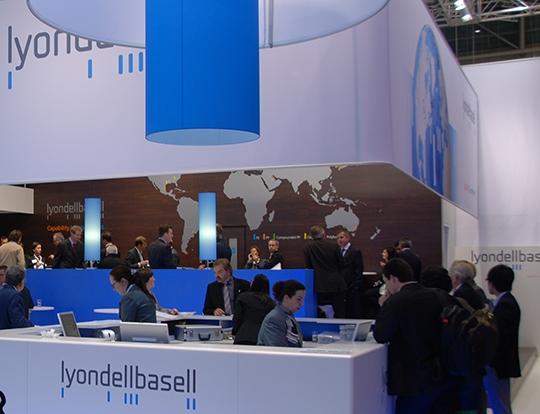 LyondellBasell na K 2010