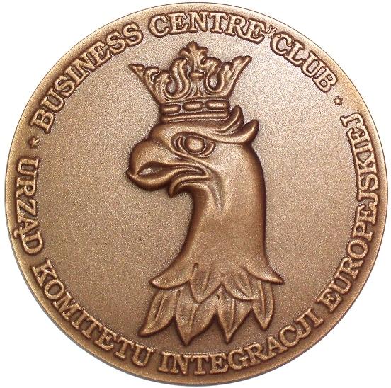 Medal Europejski dla Plastigo