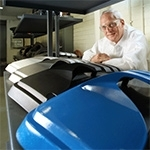 Zero-waste powder coating process lands CSIRO scientist state honours
