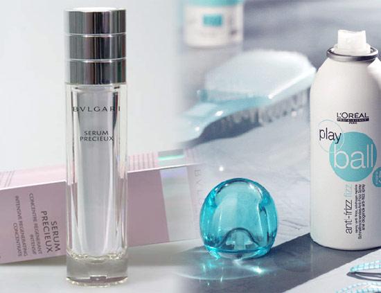 Dwie firmy oferujące kosmetyki: Bulgari i L'Oreal wybrały niedawno tworzywo Surlyn firmy DuPont do swoich najnowszych rozwiązań opakowaniowych.