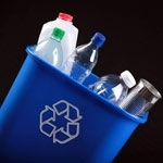 Highly recyclable plastic