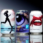 Quality wines in cans