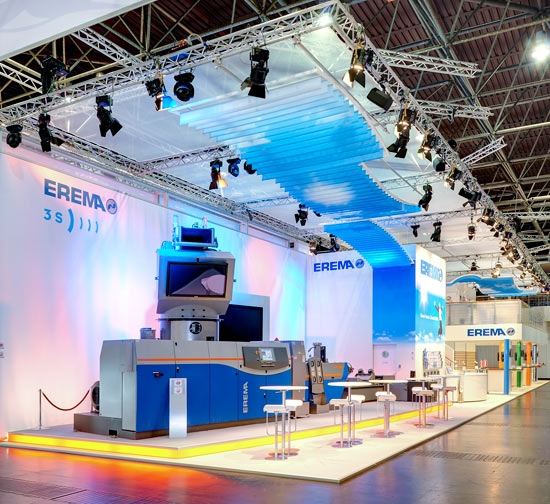 EREMA positions itself once again as the top address for plastics recycling systems at K 2010