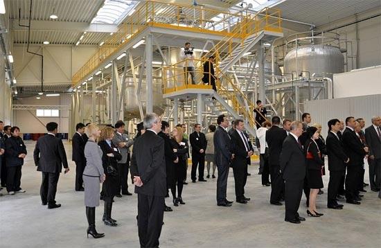 Południowokoreańska firma SKC zakończyła właśnie budowę zakładu produkującego elementy z poliuretanu. Inwestycja jest wyceniana na ok. 4 mln euro.
