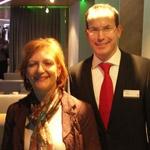Vera Fritsche z VDMA i Thomas Dohse z Messe Düsseldorf o przemyśle opakowań