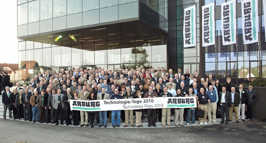 Arburg 2011