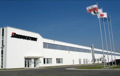 Bridgeston stawia fabryke folii EVA