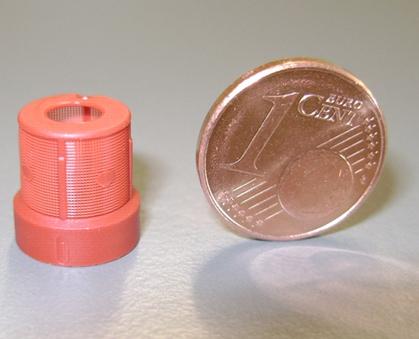 Mikrofiltr wtryskiwany