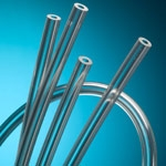 Versaflex TPE healthcare grades for medical fluid delivery systems
