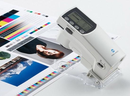 Nowe urządzenia pomiarowe firmy Konica Minolta