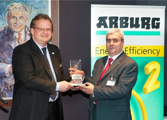 Arburg award goes to Lego Group