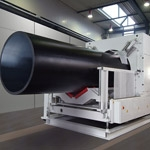 Leading Solutions for large diameter pipe extrusion lines
