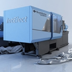 Sumitomo (SHI) Demag presents the all-electric IntElect smart at Plastpol