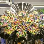 Maszyny dla przemysłu wyrobów cukierniczych na interpacku