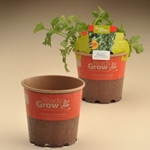 Sonoco manufacturing biodegradable readygrow planters