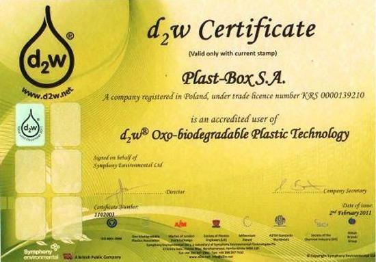 Plast-Box stawia na opakowania oksy-biodegradowalne