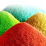 Barwniki w formowaniu rotacyjnym