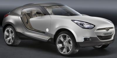 Hyundai QarmaQ wykorzystuje najnowsze materiały kompozytowe i termoplastyczne GE Plastics
