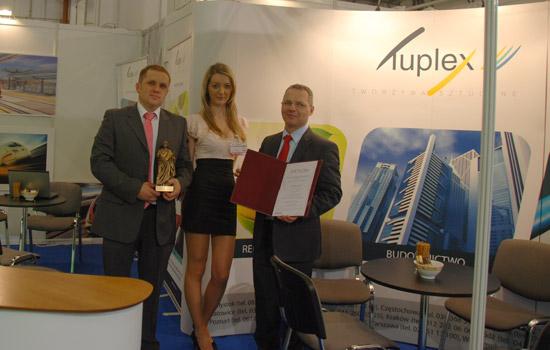 Firma Tuplex wygrała konkurs Lepsza Strona Tworzyw